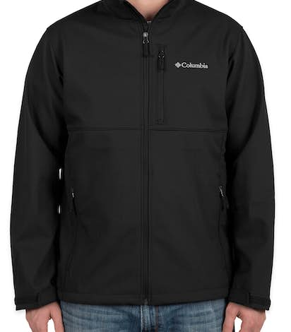 Columbia Ascender Soft Shell Jacket - Black