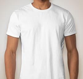 Hanes Nano-T - Color: White