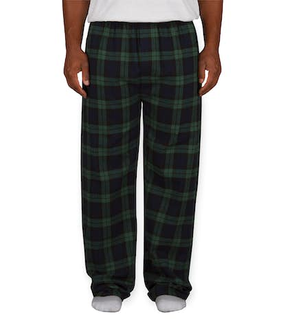 Boxercraft Flannel Pajama Pants - Blackwatch