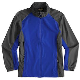 Core 365 Ladies Colorblock Lightweight Full Zip Jacket