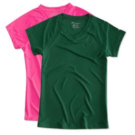 Champion Ladies V-Neck Performance Shirt