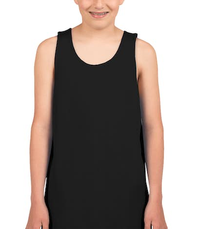 Canada - All Sport Youth Performance Tank - Black