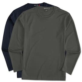 Sport-Tek Dri-Mesh Long Sleeve Performance Shirt