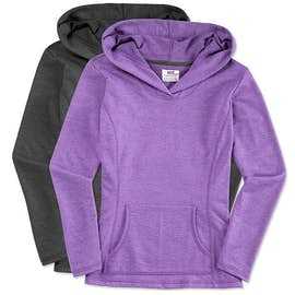 Anvil Ladies French Terry Pullover Hoodie