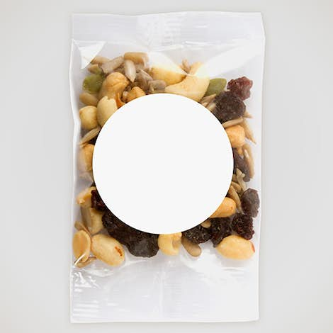 Raisin Nut Mix Promo Pack Candy Bag - Raisin Nut Mix