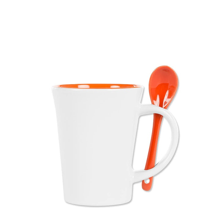 Well known Design Custom Printed 10 oz. Ceramic Mug with Spoons Online at  KM34