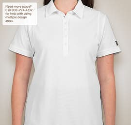 Ogio Ladies Performance Polo - Color: Bright White