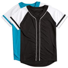 Augusta Ladies Winner Softball Jersey