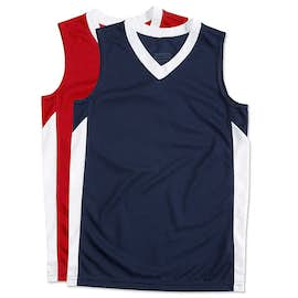 Augusta Youth Colorblock Basketball Jersey