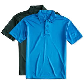 Port Authority Silk Touch Performance Polo - Screen Printed
