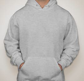 Canada - Jerzees Nublend® 50/50 Pullover Hoodie - Color: Ash