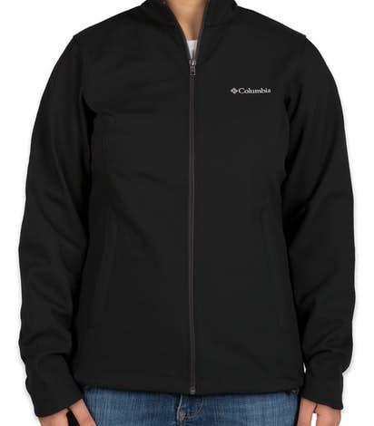 Columbia Ladies Kruser Ridge Soft Shell Jacket - Black