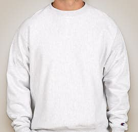 Champion Heavyweight Reverse Weave® Crewneck Sweatshirt - Color: Silver Grey