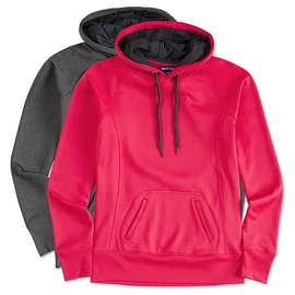Sport-Tek Ladies Tech Performance Pullover Hoodie