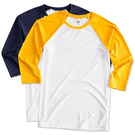 Canada - All Sport Performance Baseball Raglan