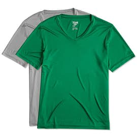 Team 365 Ladies Zone V-Neck Performance Shirt