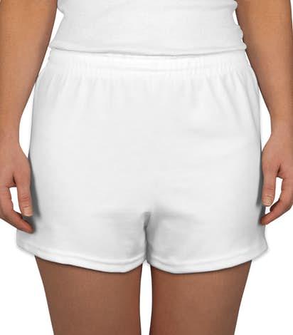 Soffe Cheer Shorts - White