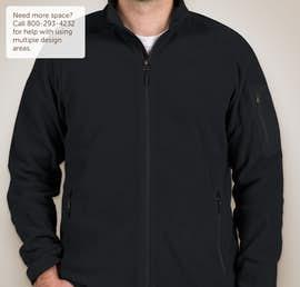 Marmot Reactor Full Zip Microfleece Jacket - Color: Black
