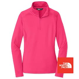 The North Face Ladies Tech Quarter Zip Fleece Pullover