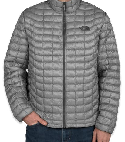 The North Face ThermoBall™ Trekker Jacket - Mid Grey