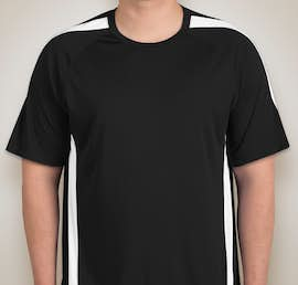Canada - ATC Competitor Colorblock Performance Shirt - Color: Black / White