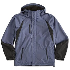 Ultra Club 3-in-1 Colorblock Hooded System Jacket