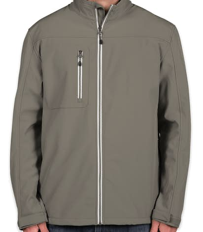 Clique by Cutter & Buck Lightweight Softshell Jacket - Pistol