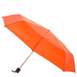 "Arc Budget Solid Telescopic 42"" Umbrella"