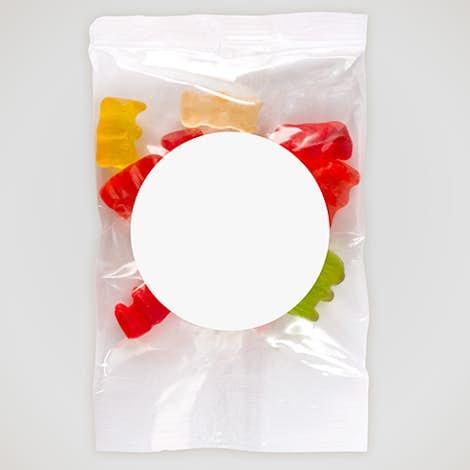 Gummy Bears Promo Pack Candy Bag - Gummy Bears