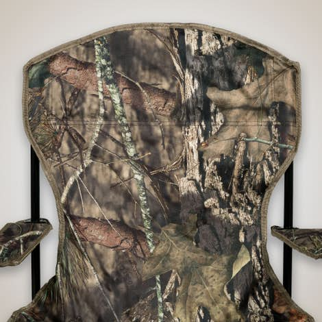 Camo Camp Chair - Break-Up Country