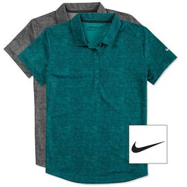 Nike Golf Dri-FIT Ladies Crosshatch Performance Polo