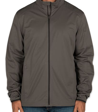 Port Authority Lightweight Active Soft Shell Jacket - Grey Steel