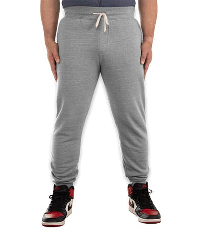 Alternative Apparel Jogger Sweatpants - Eco Grey