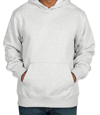 Sport-Tek Premium Pullover Hoodie - Athletic Heather
