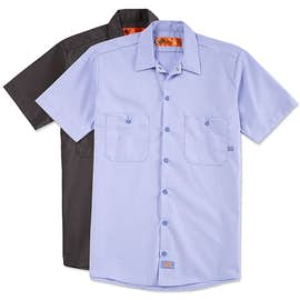 Dickies Lightweight Industrial Work Shirt