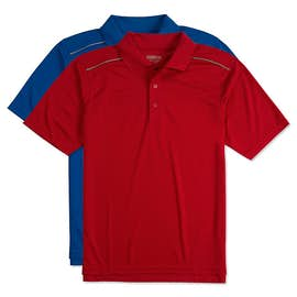 Core 365 Reflective Performance Polo