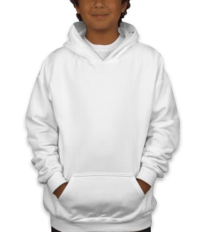 Gildan Youth Lightweight Hooded Sweatshirt - Custom Kids Hoodies