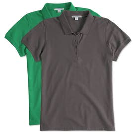 Port Authority Ladies Lightweight Classic Pique Polo