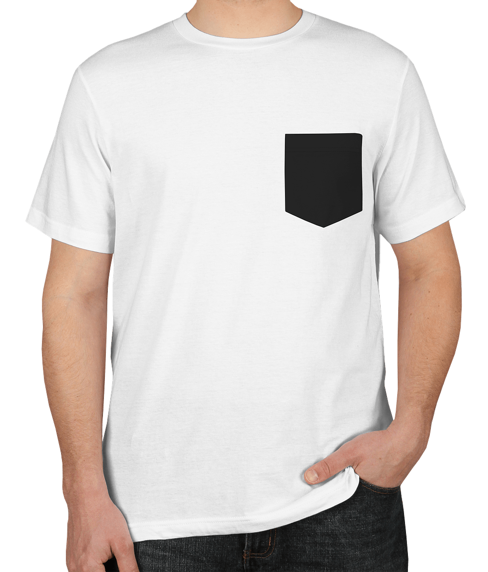 Cover your body with amazing Pocket t-shirts from Zazzle. Search for your new favorite shirt from thousands of great designs!
