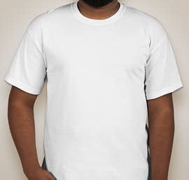 Gildan Ultra Cotton T-shirt - Color: White