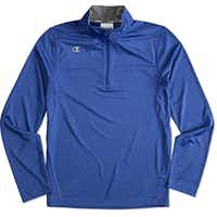 Quarter Zip Performance Shirts