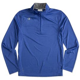 Champion Training Vapor Quarter Zip Performance Shirt