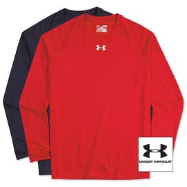 Under Armour Long Sleeve Locker Performance Shirt