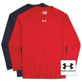 Under Armour Long Sleeve Locker Performance Shirt