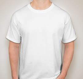 Hanes ComfortSoft® Tagless T-shirt - Color: White