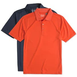 CBuk by Cutter & Buck Fairwood Performance Polo