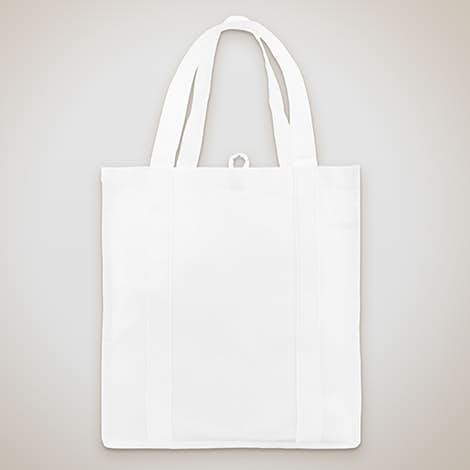 Hercules Grocery Tote - White