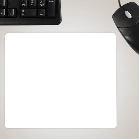 BIC Mouse Pad - White