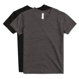 Canvas Youth Jersey V-Neck T-shirt