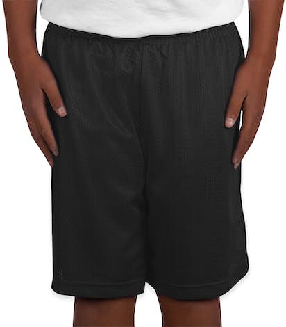 Canada - ATC Youth Mesh Shorts - Black